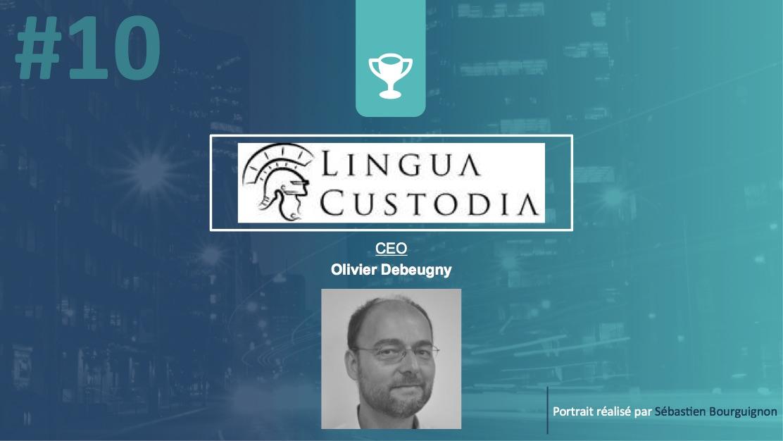 Portrait de startuper #10 - Lingua Custodia - Olivier Debeugny - par Sébastien Bourguignon