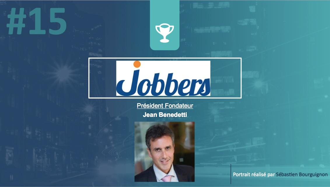 Portrait de startuper #15 - Jobbers - Jean Benedetti - par Sébastien Bourguignon