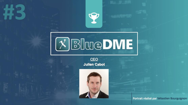 Portrait de startuper #3 - Blue DME - Julien Cabot - par Sébastien Bourguignon