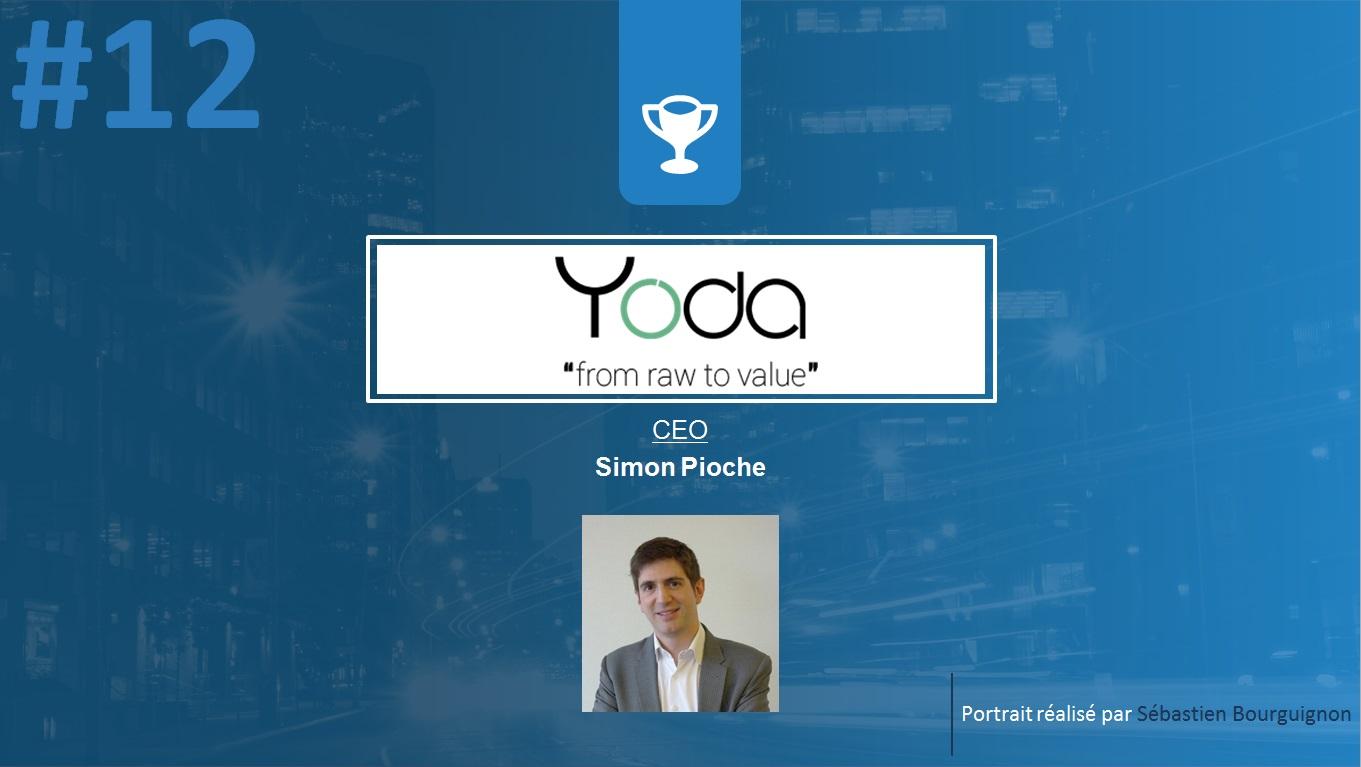 Portrait de startuper #12 - Your Data Consulting - Simon Pioche - par Sébastien Bourguignon