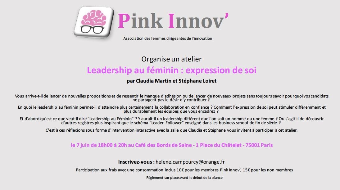pink innov'