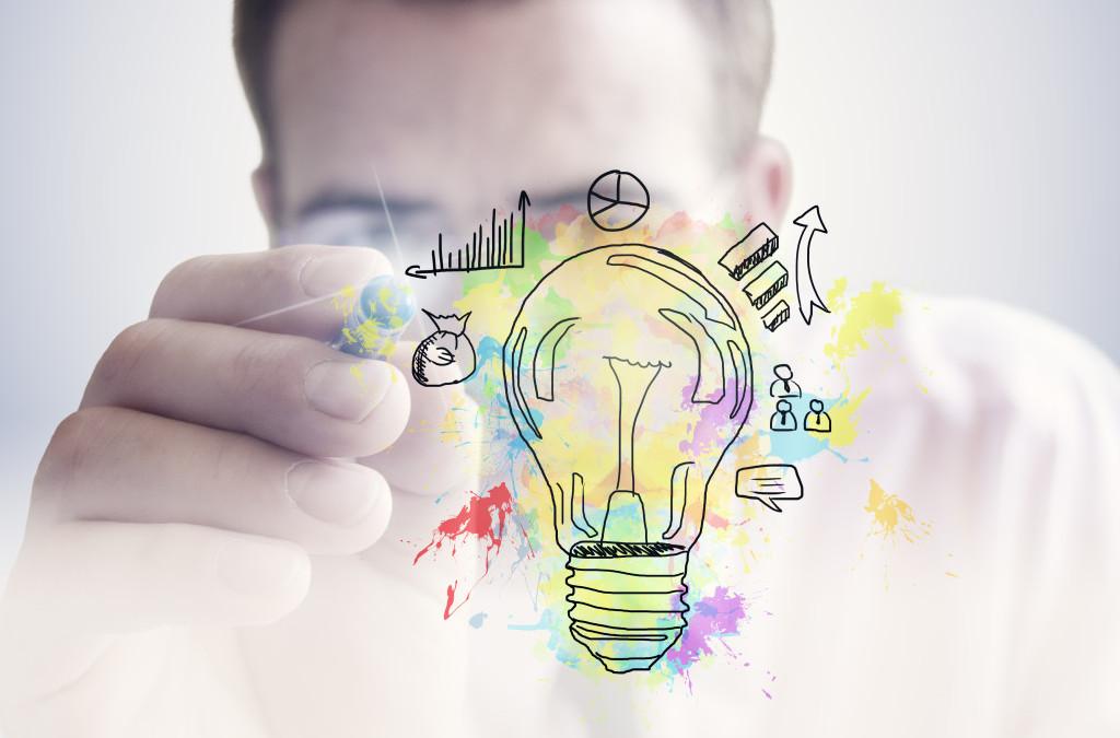 Infographie 9 mani res de valider votre id e de for Idee start up e commerce
