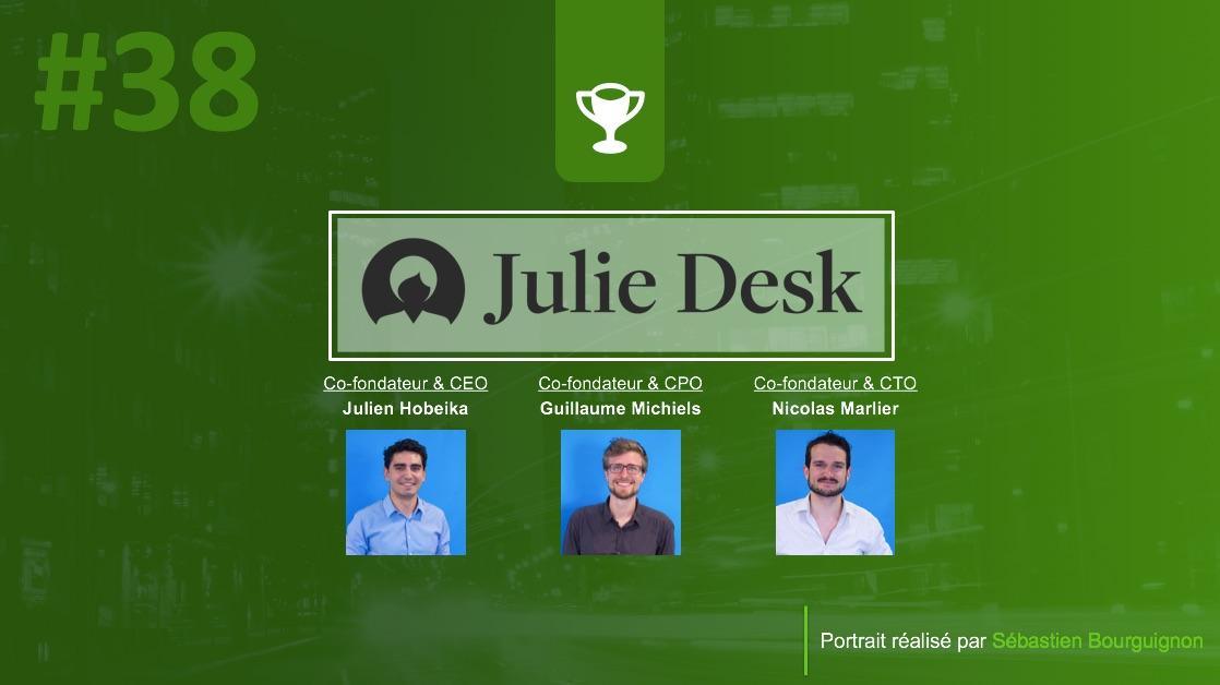 julie desk