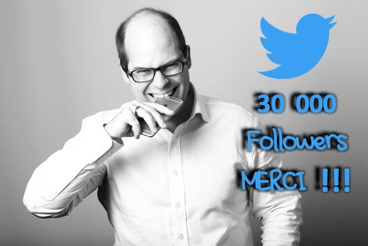 30 000 followers
