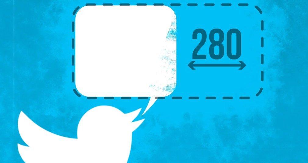 twitter passe à 280 caractères