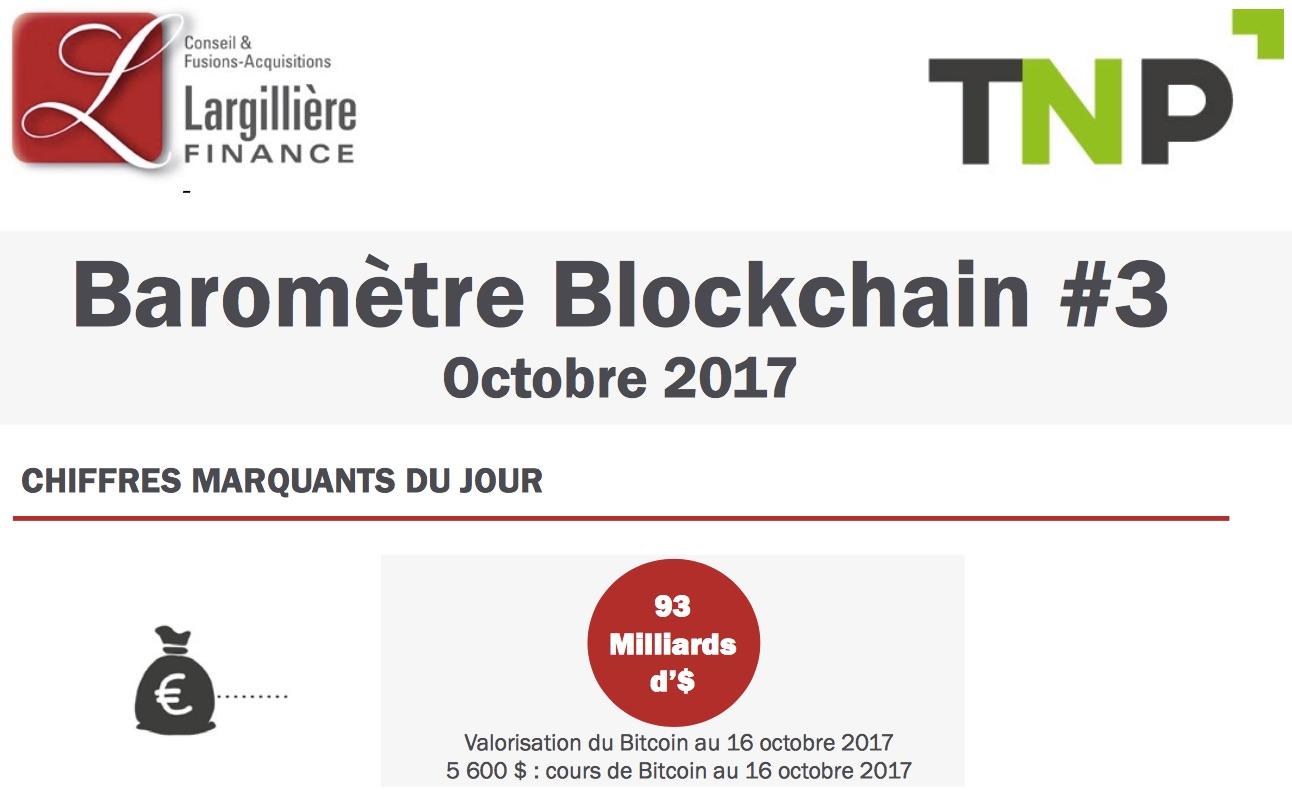 baromètre blockchain