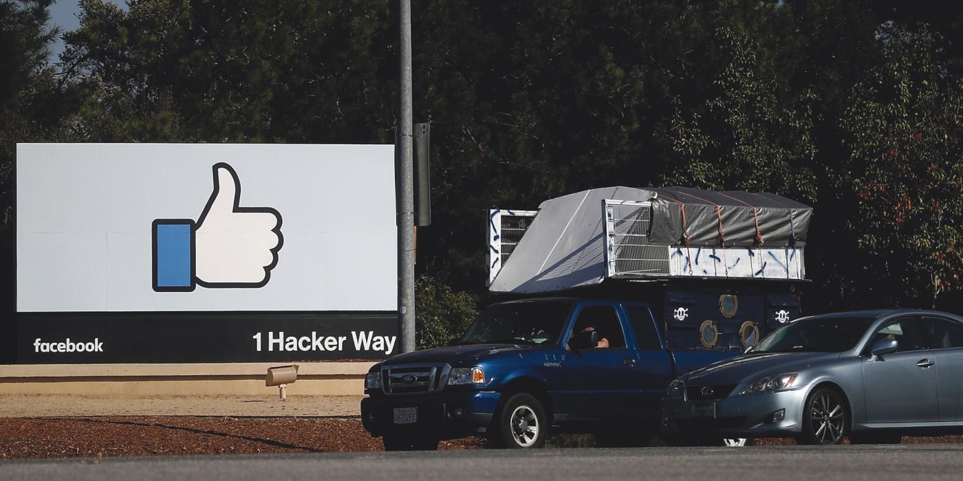 impact de Facebook sur les médias