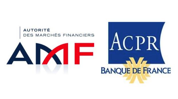 l'ACPR et de l'AMF