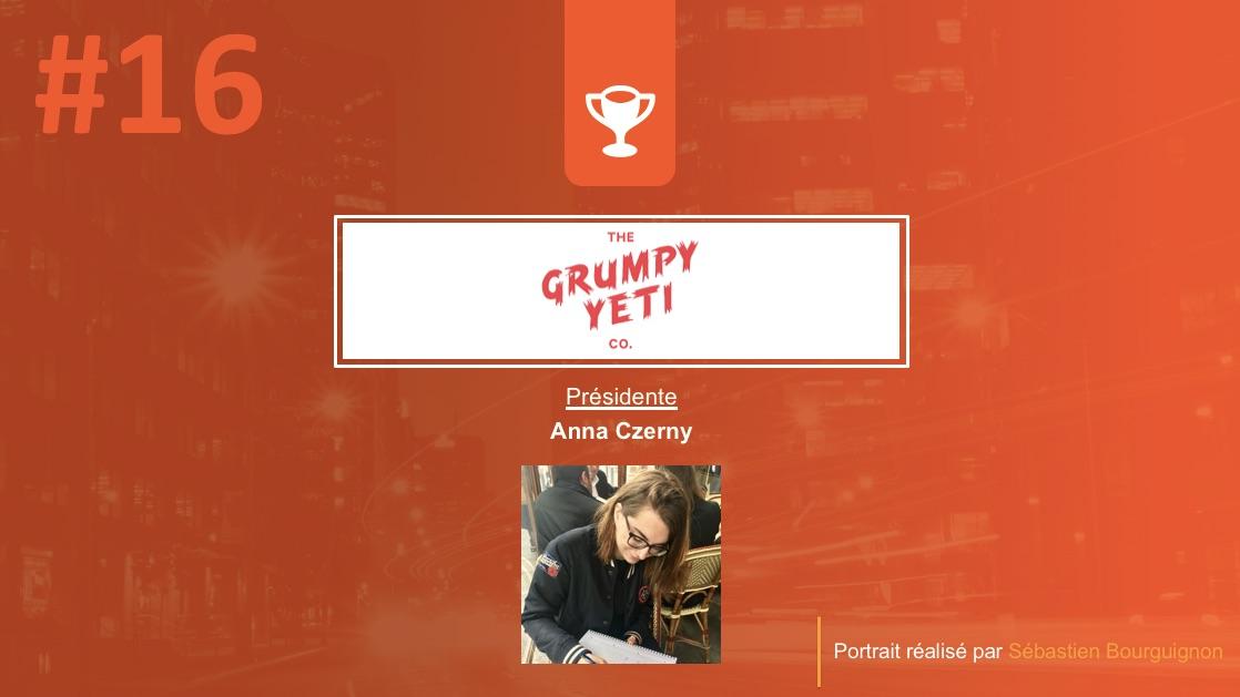 The Grumpy Yeti Company
