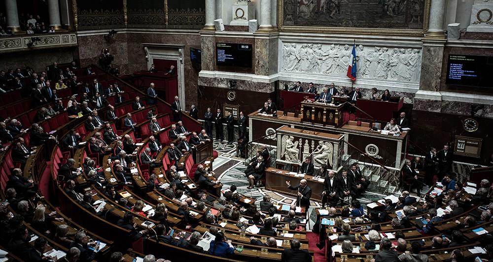 parlementaires blockchain