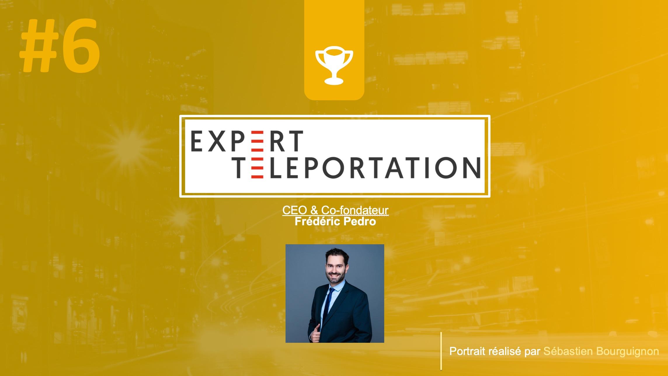 expert téléportation