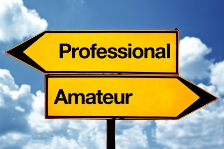 linkedin professionnel vs amateur