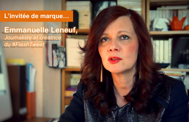 emmanuelle leneuf flashtweet