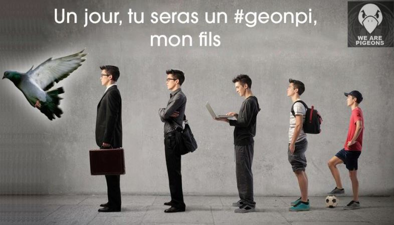 #geonpi