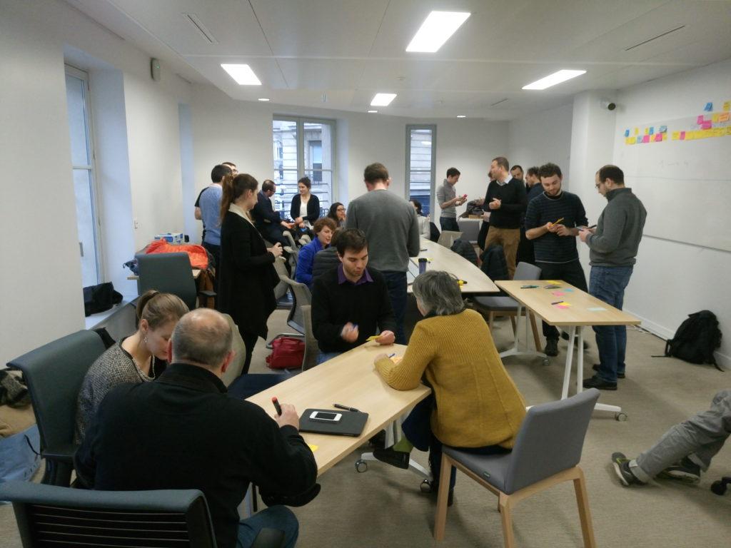 atelier collaboratif