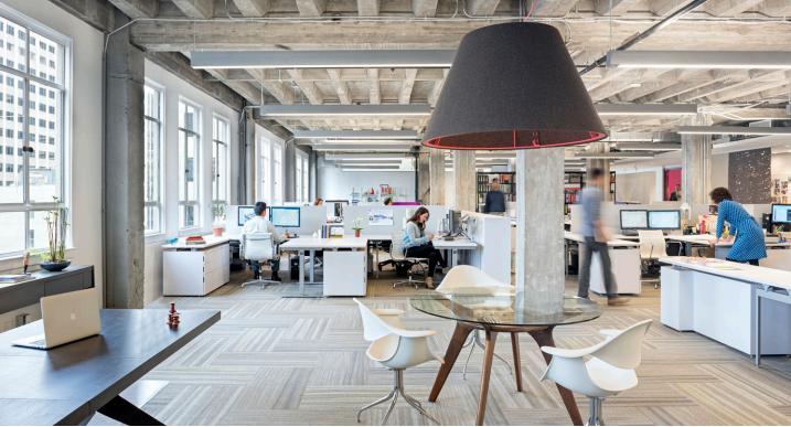 Management quelles sont les tendances du bureau de for Job decoration interieur