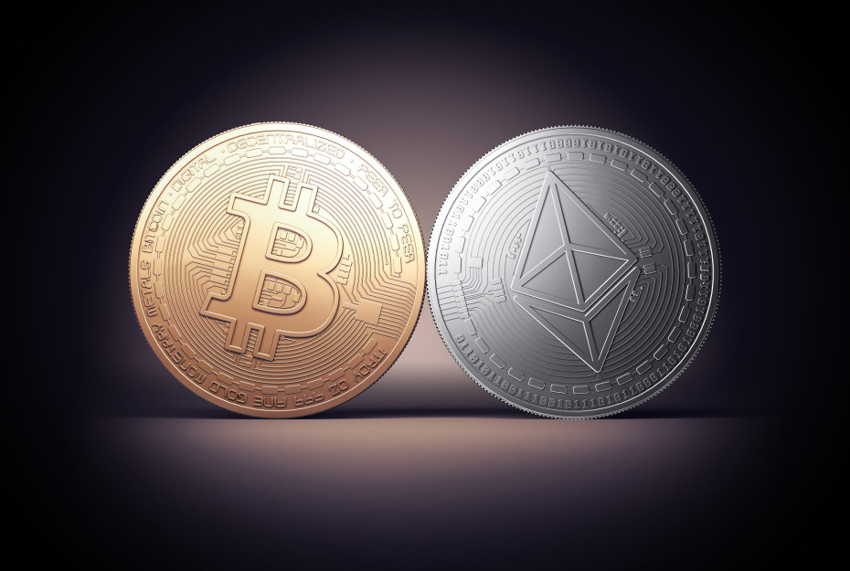 ethereum est en train de dépasser bitcoin