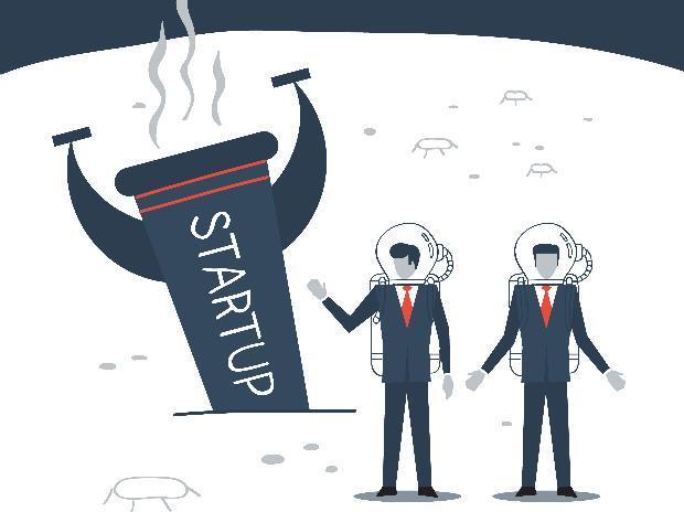 fermeture de sa startup