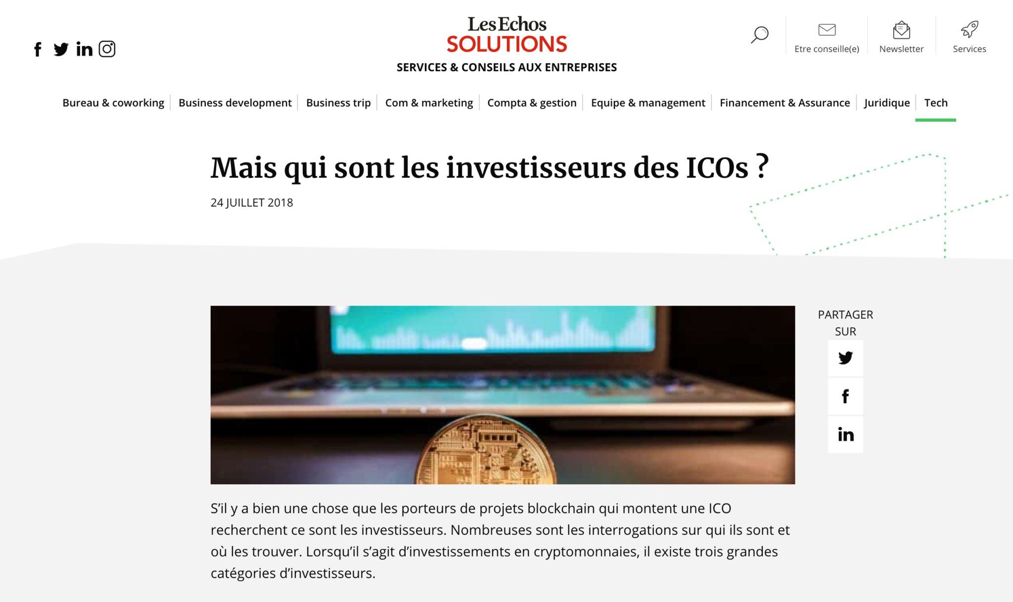 investisseurs