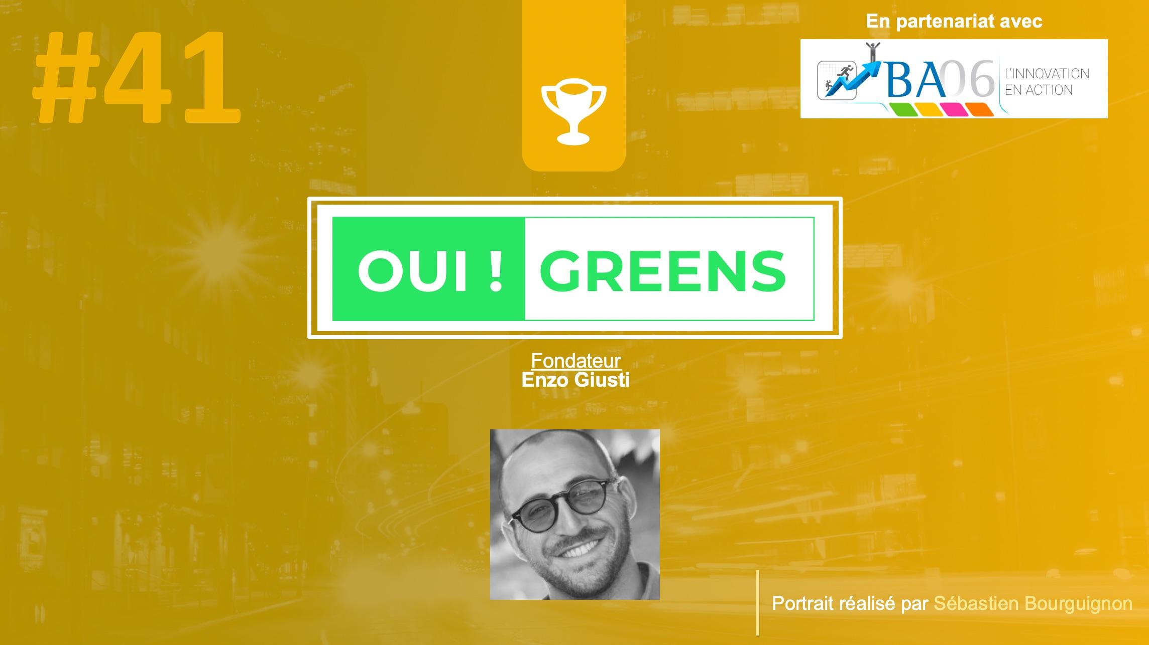 oui ! greens